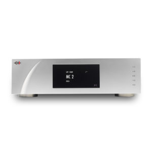 P1 Dual Monaural Phono-Stage - MC 2 screen (front view)