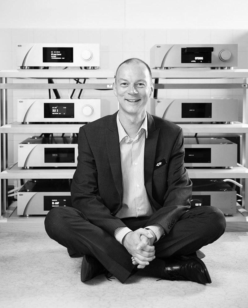 Florian Cossy CEO, CH Precision