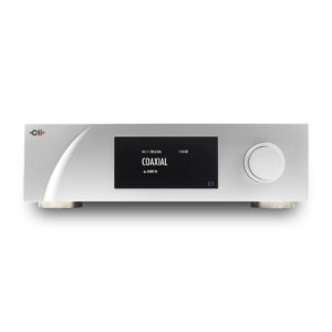 C1 Digital to Analog Controller - Coaxial screen (front view)