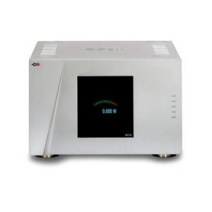 M10 Stereo Power Amplifier (power screen)